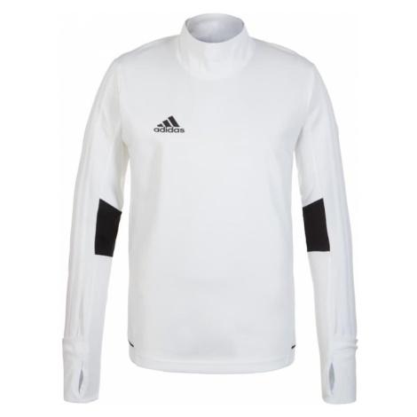 ADIDAS PERFORMANCE Koszulka funkcyjna 'Tiro 17' czarny / biały