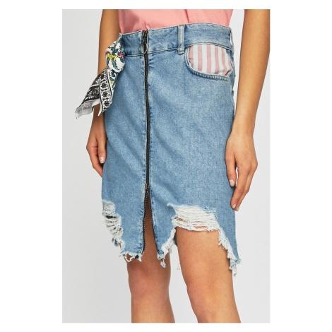 Silvian Heach - Spódnica jeansowa Ghella