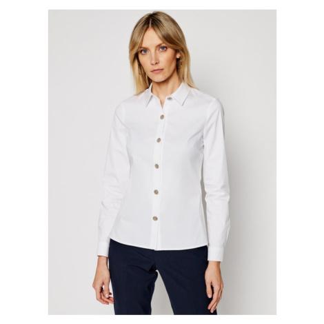Morgan Koszula 211-CONNY Biały Slim Fit
