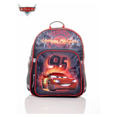 CARS plecak szkolny dla chłopców