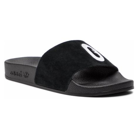 Klapki adidas - adilette W DA9017 Cblack/Cblack/Ftwwht