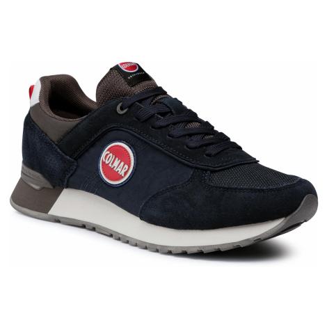 Sneakersy COLMAR - Travis Colors 003 Navy/Dk Gray