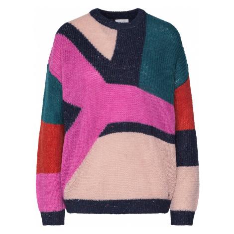 NÜMPH Sweter 'Numoroccan' mieszane kolory Nümph