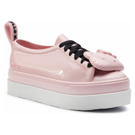 Półbuty MELISSA - Be+Hello Kitty Ad 32615 Pink/White/Black 53461