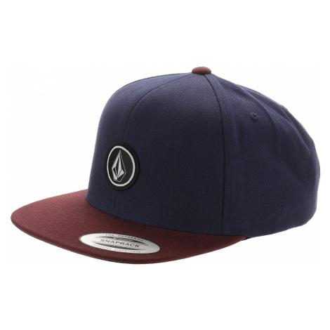 czapka z daszkiem Volcom Quarter Twill Snapback - Pumice