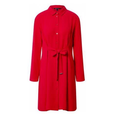 ARMANI EXCHANGE Sukienka koszulowa '6HYA13' czerwony