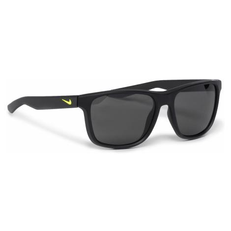 Okulary przeciwsłoneczne NIKE - Flip EV0990 077 Matte Black/Grey Lens