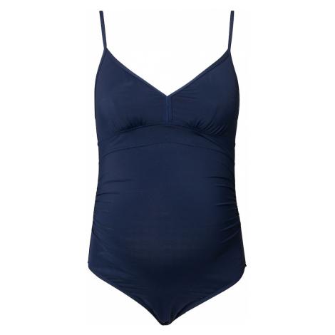 Esprit Maternity Strój kąpielowy niebieska noc