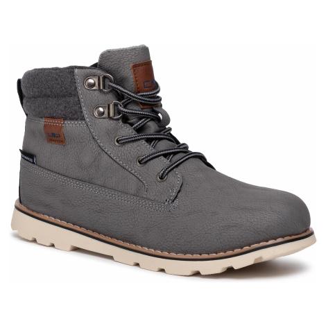 Trzewiki CMP - Kids Thuban Lifestyle Shoes Wp 39Q4944 Grey U739
