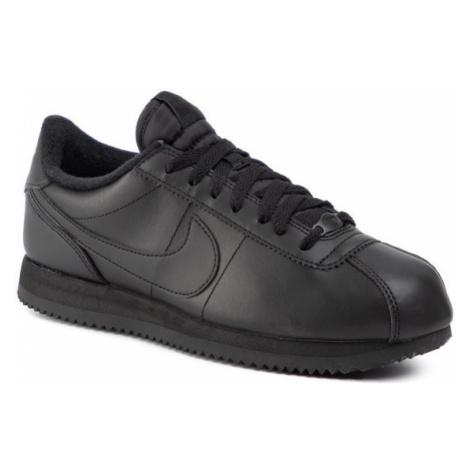 Nike Buty Cortez Basic Leather 819719 001 Czarny