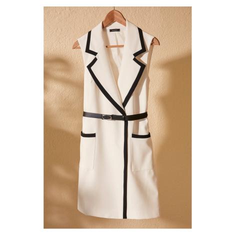 Sukienka damska Trendyol Belted Jacket