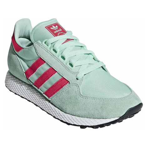 buty adidas Originals Forest Grove - Clear Mint/Active Pink/Chalk White