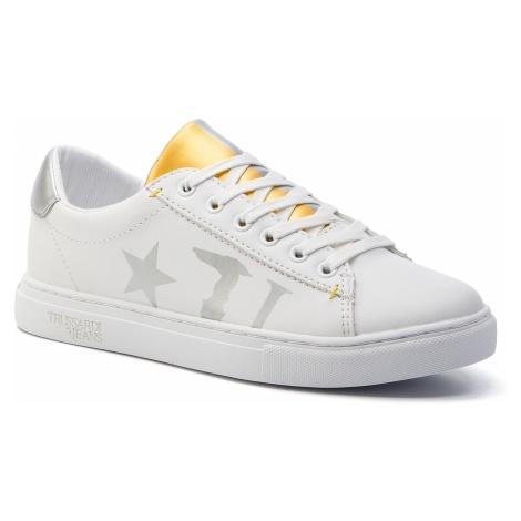 Sneakersy TRUSSARDI JEANS - 79A00308 M021