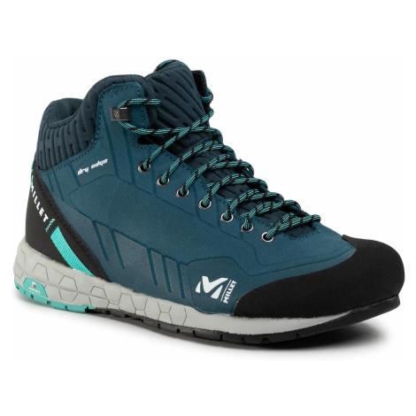 Trekkingi MILLET - Amuri Leather Mid Dry W MIG1802 Orion Blue/Indian