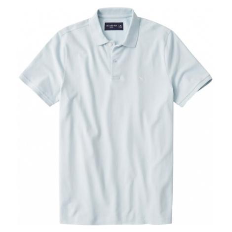 Abercrombie & Fitch Koszulka niebieski