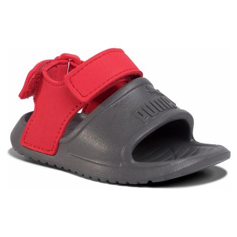 Sandały PUMA - Divecat V2 Injex Inf 369545 05 Castlerock/High Risk Red