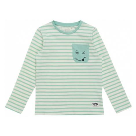 NAME IT Koszulka 'NMMFALUK' jasnoniebieski / jasnozielony