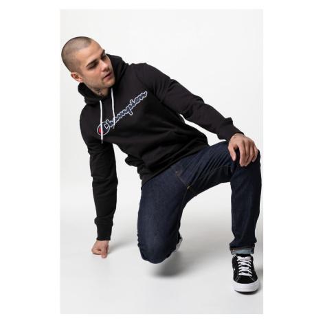 Bluza Champion Hooded Sweatshirt Kk001 Black