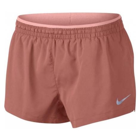 Nike ELEVATE SHORT 3IN jasnoróżowy XL - Spodenki do biegania damskie