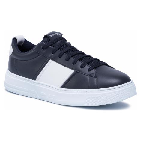 Sneakersy EMPORIO ARMANI - X4X287 XM096 P419 Night/O.White/Night