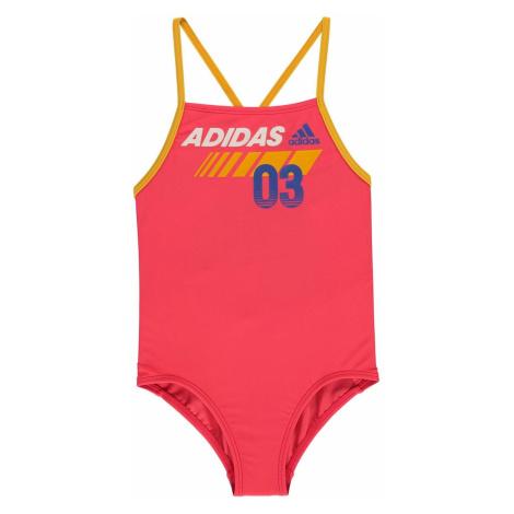 Adidas YA Kostium kąpielowy Junior Girls