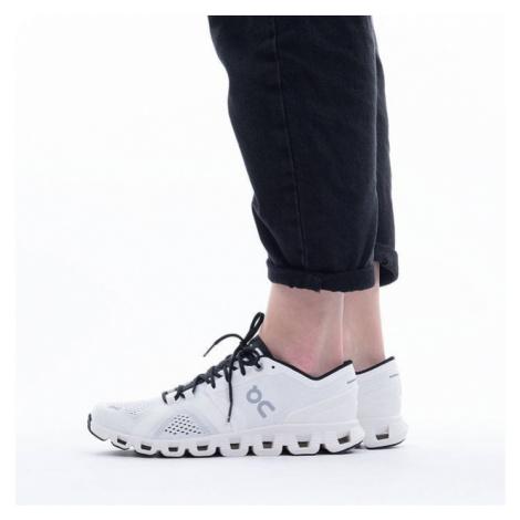 Buty damskie sneakersy On Running Cloud X 4099702 WHITE/BLACK