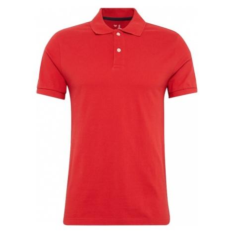 GAP Koszulka 'PIQUE' czerwony