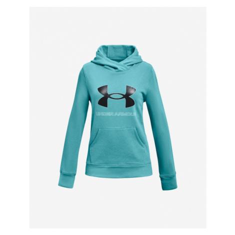 Under Armour Rival Fleece Logo Bluza dziecięca Niebieski