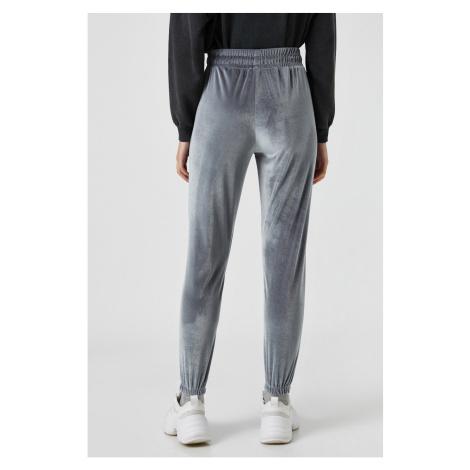 Koton Damskie czarne spodnie