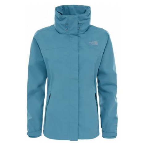 The North Face W SANGRO JACKET niebieski M - Kurtka damska