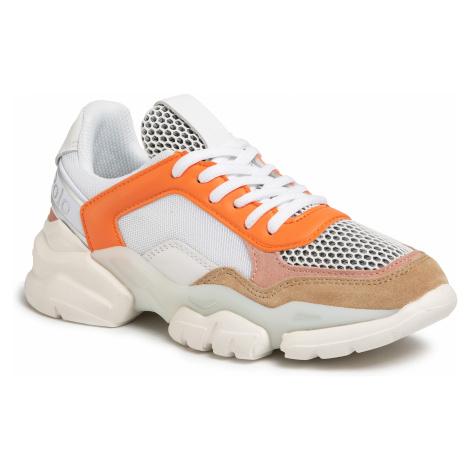 Sneakersy MARC O'POLO - 001 15503501 610 Orange Combi 279
