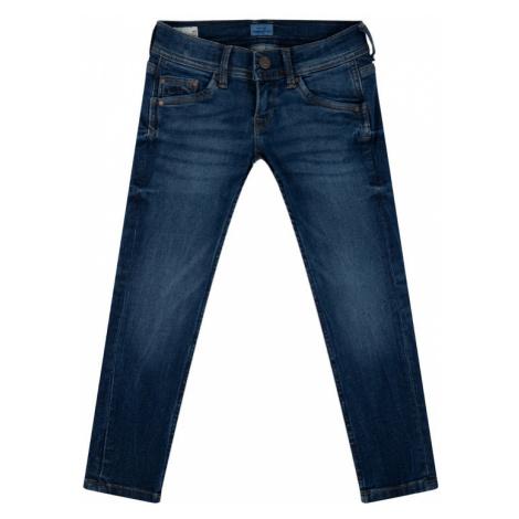 Pepe Jeans Jeansy PB200226 Granatowy Regular Fit