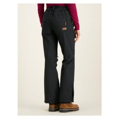 Roxy Spodnie narciarskie Nadia ERJTP03087 Czarny Tailored Fit