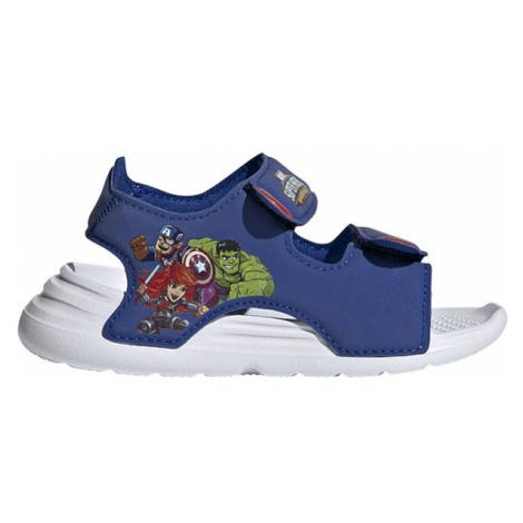 Adidas Swim Sandal I Dziecięce Niebieskie (FY8958)