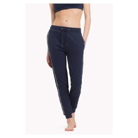 Tommy Hilfiger niebieskie spodnie dresowe Track Pant HWK