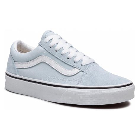 Tenisówki VANS - Old Skool VN0A3WKT4G41 Ballad Blue/True White