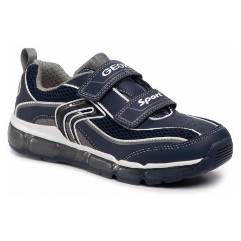 Sneakersy GEOX - J Android B. C J0244C 014BU C0661 DD Navy/Grey