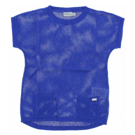 Geox Sweter dziecięcy Niebieski
