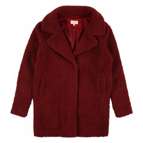 KIDS ONLY Płaszcz wiśniowo-czerwony