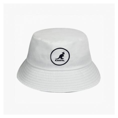Kapelusz Kangol Cotton Bucket K2117SP WHITE