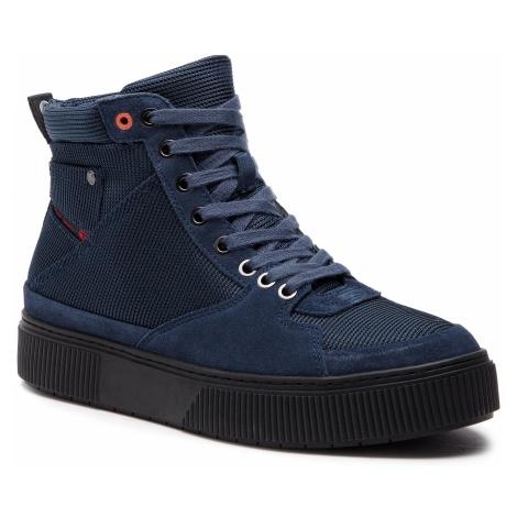Sneakersy DIESEL - S-Danny Mc II Y01800 P1765 T6055 Midnight Navy