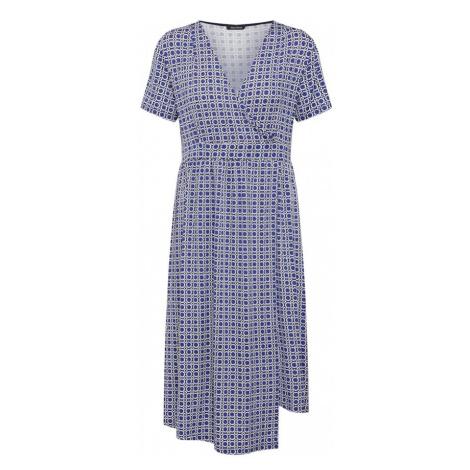 Marc O'Polo Sukienka ciemny niebieski / mieszane kolory