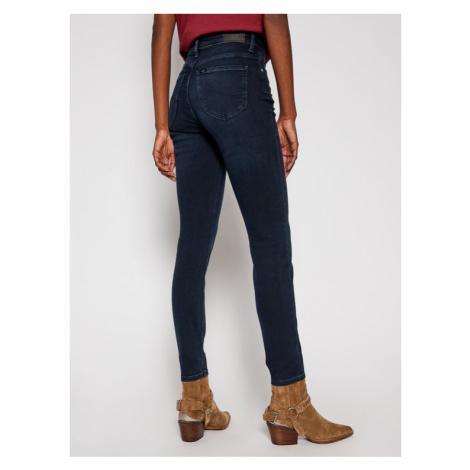 Lee Jeansy Skinny Fit Scarlett High L626PHQS Granatowy Skinny Fit