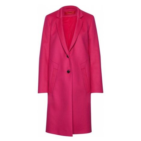 HUGO Płaszcz zimowy 'Magrete' różowy Hugo Boss