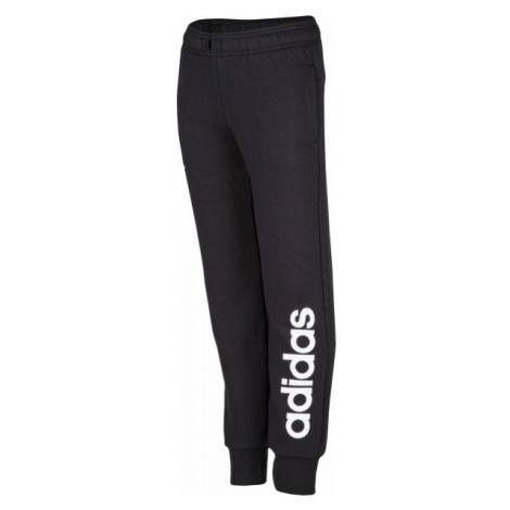 adidas ESSENTIALS LINEAR PANT - Spodnie dziewczęce