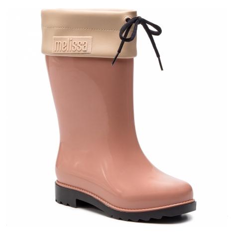 Kalosze MELISSA - Rain Boot Inf 32423 Pink/Black 51647