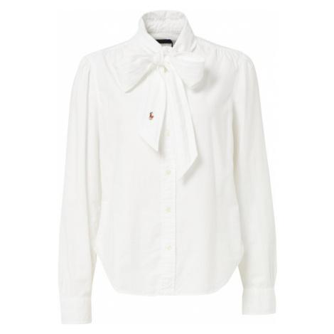 POLO RALPH LAUREN Bluzka biały