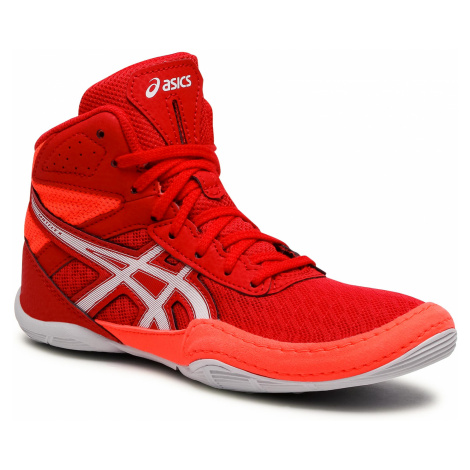 Buty ASICS - Matflex 6 Gs 1084A007 Red/Flash Coral