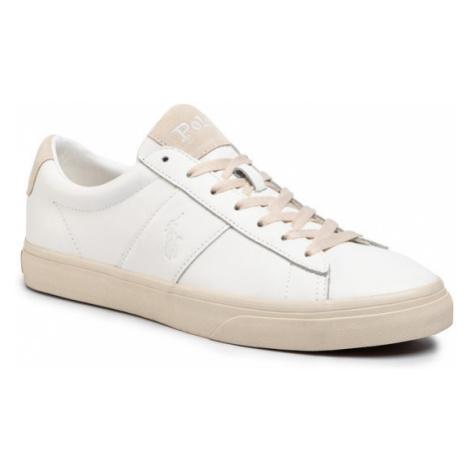 Polo Ralph Lauren Tenisówki Sayer 816786745004 Biały