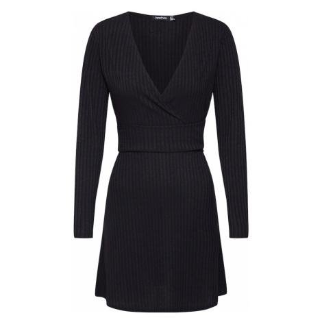 Boohoo Sukienka czarny